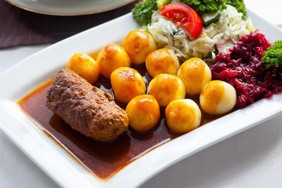 Restauracja Atmosfera Nie Tylko Najlepsza Kuchnia śląska W