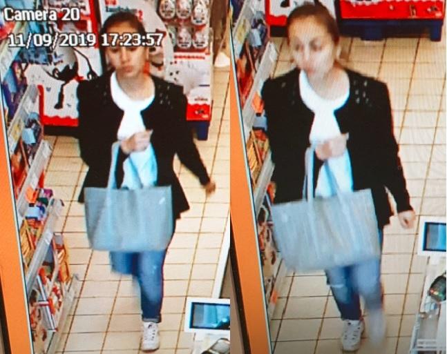 Kobieta podjerzewana o kradzież torenki w Zabrzu