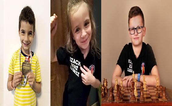 Marta, Antek i Antoni to młodzi i bardzo utalentowani szachiści z Zabrza. Mają możliwość wziąć udział Mistrzostwach Świata Juniorów Szachach Szybkich i Błyskawicznych oraz w Szkolnych Mistrzostwach Europy w Szachach Klasycznych w Grecji. Jedyną przeszkodą, żeby reprezentowali tam Zabrze jest brak funduszy.