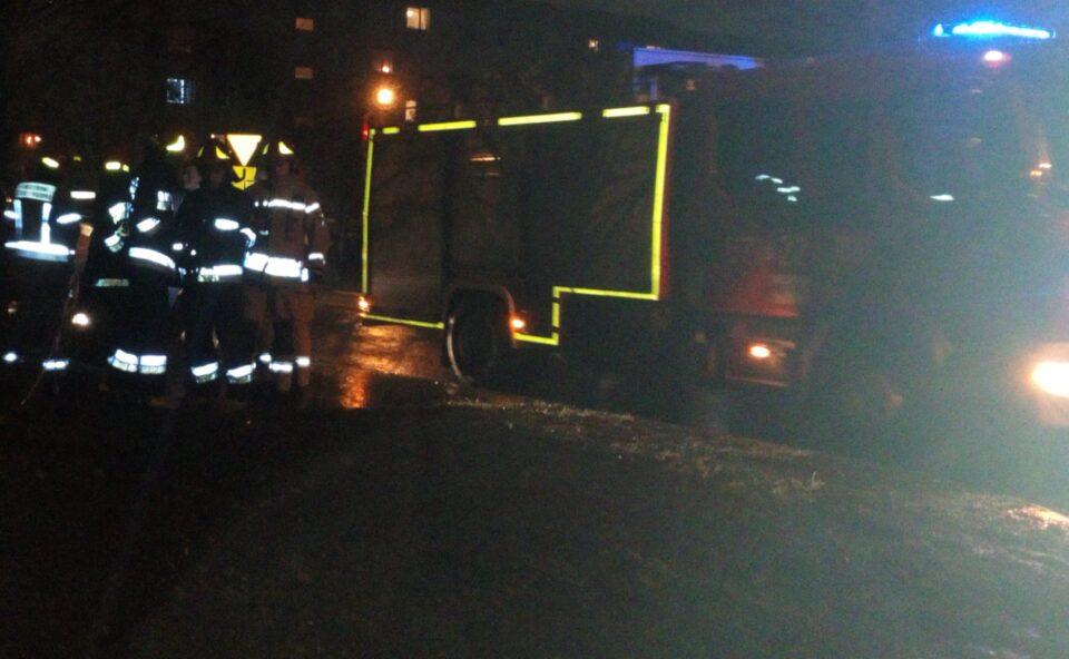 Minionej nocy doszło do pożaru jednego z magazynów przy ul. Pawliczka w Zabrzu. O wydobywającym się gęstym dymie z ok. 5 metrowego budynku zawiadomili strażaków pracownicy ochrony. W pożarze nikt nie ucierpiał.